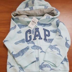 Baby Gap hoodie sweatshirt